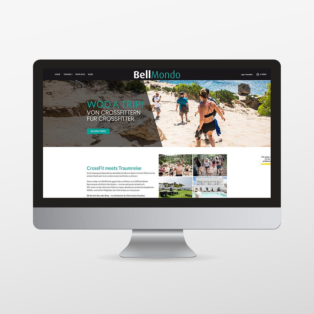 BellMondo - CrossFit meets Traumreise.